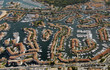 Leinwandbild Motiv Port Grimaud