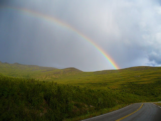 Yukon Rainbow