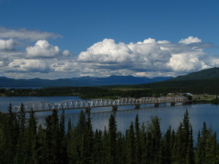 Yukon River Bridge