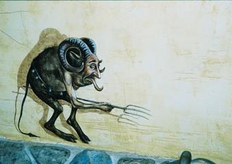 a demon,