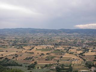 Panorama d'Assisi