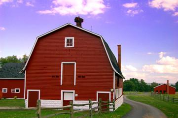 Knox Farm Barns