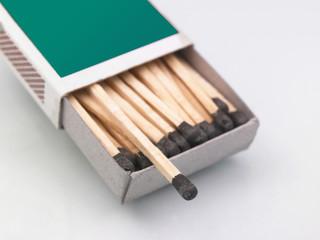 green match box
