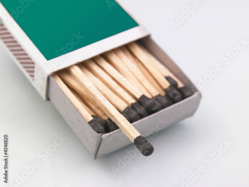 green match box