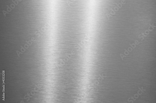 canvas print picture Metall Textur