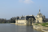 Chateau de Chantilly. Chantilly Manor.