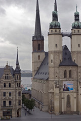Marktplatz Halle Saale