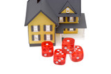 Risks of home mortgages poster