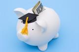Education savings poster