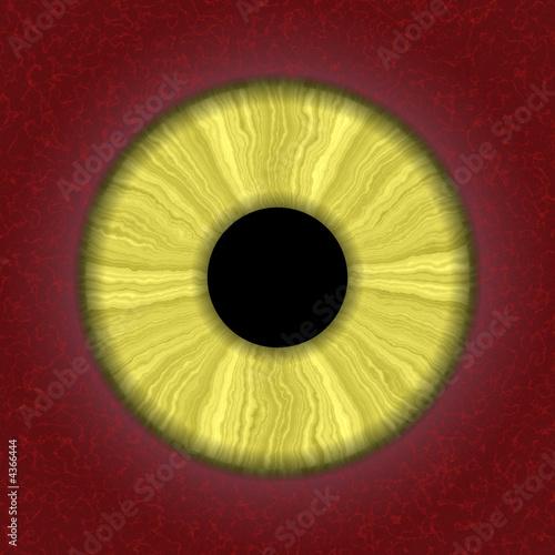yellow eyes human - photo #15