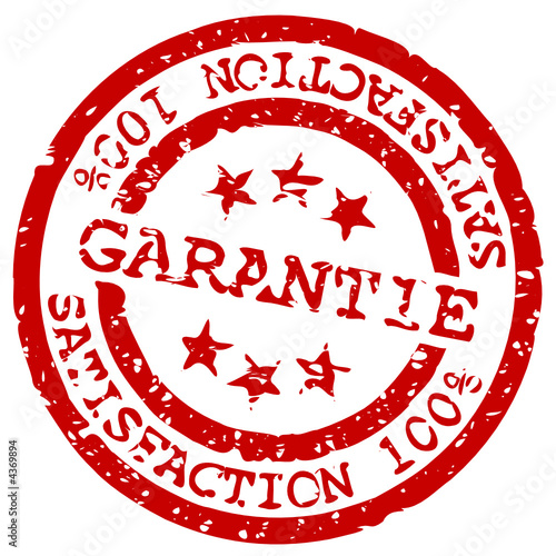 papier peint tampon garantie satisfaction 224 100 point