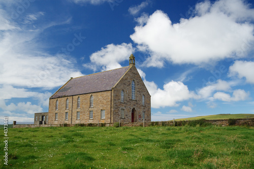 orkney church