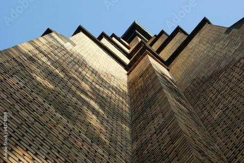 Seitenansicht Liebfrauenkirche in Düsseldorf Flingern