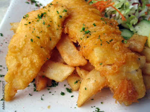 Fish and Chips - 4382677