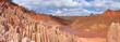 Many peaks, Red Tsingy, Antsiranana and Diego Suarez, Madagascar