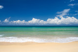 Fototapety Tropical beach paradise
