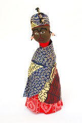 Rag-doll from Swaziland