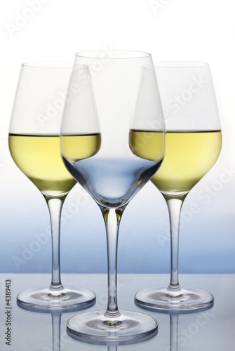 Plakat White Wine