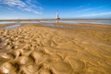 Cordouan lighthouse alone sentinel