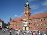 Fototapety Warschau: Das Schloß