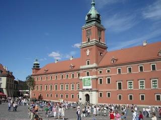 Warschau: Das Schloß