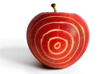 Apple-target