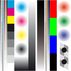 Colour Percentages Chart