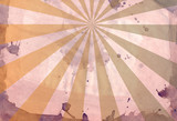 Grunge Paper  - Sunshine poster