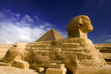 Fototapete Gizeh - Geometric shapes - Religiöses Denkmal