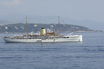 Elegant Classic Motor Yacht