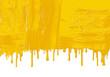 peinture jaune