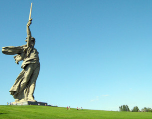 Mamaev burial mound