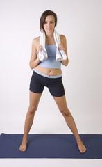 Gym girl09