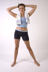 Gym girl01
