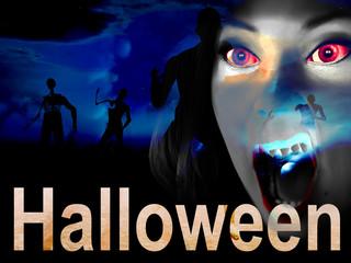 Halloween Zombie Eyes 6
