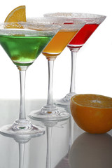 Multicolor cocktails & citrus 4
