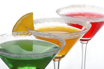 Multicolor cocktails & citrus 6
