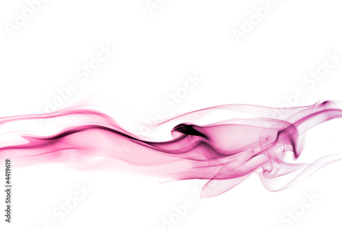 Foto Spatwand Rook Abstract Smoke
