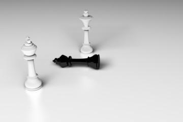 Rassismus als Schachspiel
