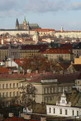 Castle in Prague