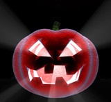 Pumpkin - a symbol of a holiday - halloween