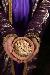 Bowl of frankincense
