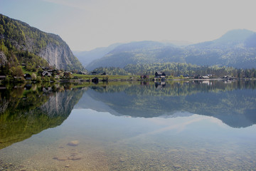 Seespiegelung - Grundlsee