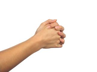 Praying hands 2