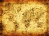 Starożytna mapa świata - 4435410