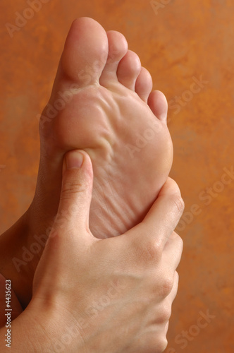 Reflexology Foot Massage Treatment