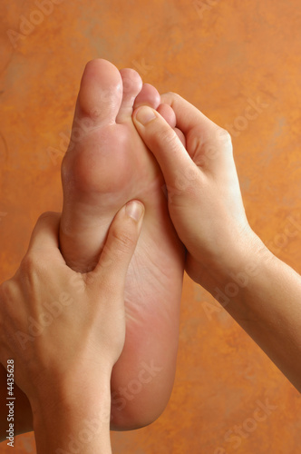 Reflexology Foot Massage Therapy