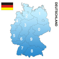 Zipcodes Germany