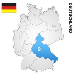 Postleitzahlnen Deutschland