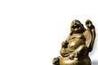 Gold Buddha frontal